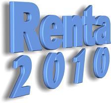 renta 2010