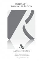 Manual Renta 2011